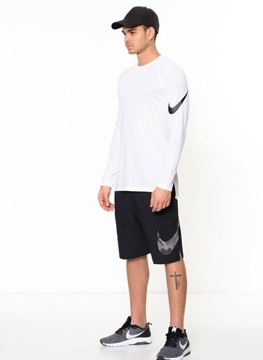 Nike Spor Sweatshirt Beyaz